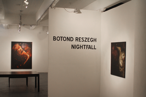 "Reszegh Botond, ""Nightfall"" @ Gallery MC, New York (7)"