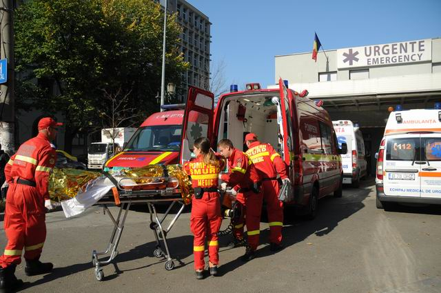 Victime incendiu  Colectiv - spitalul Floreasca - Lucian Muntean LM0_2728