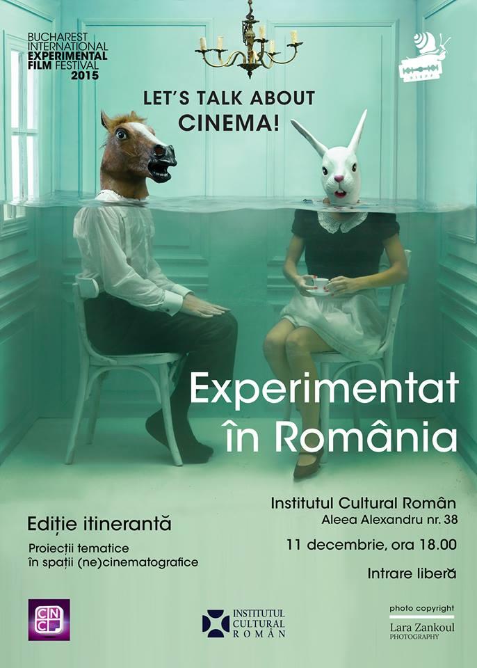 ICR - Experimentat in Romania