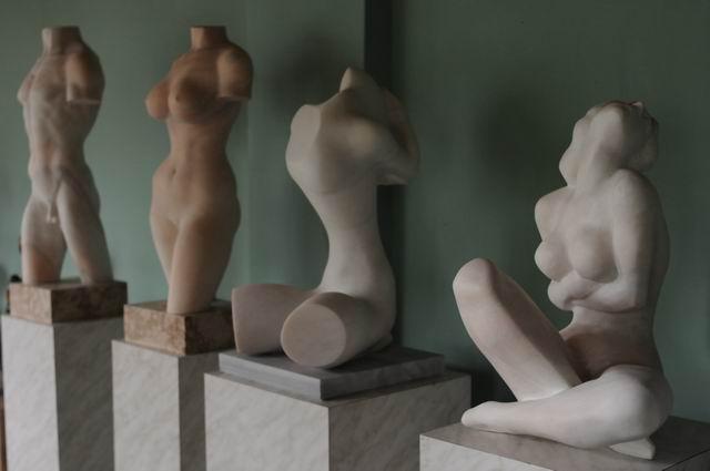 Mihai Marcu - sculptura - foto lucian muntean 12