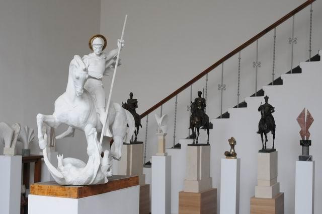 Mihai Marcu - sculptura - foto lucian muntean 76