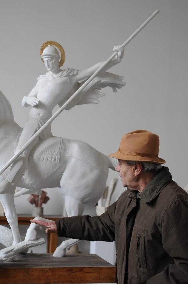 Mihai Marcu - sculptura - foto lucian muntean 80