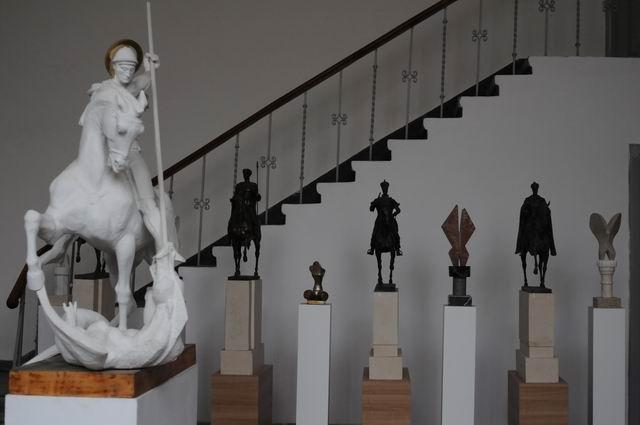 Mihai Marcu - sculptura - foto lucian muntean 86