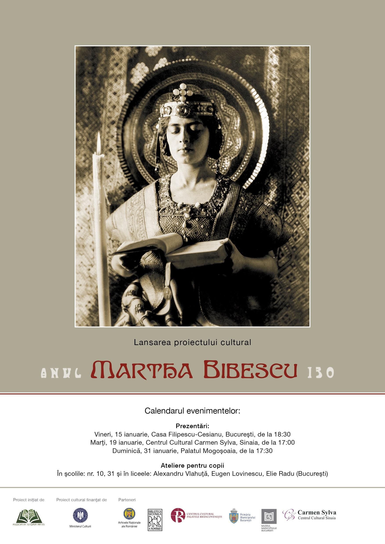 Martha Bibescu 130-calendar-poster