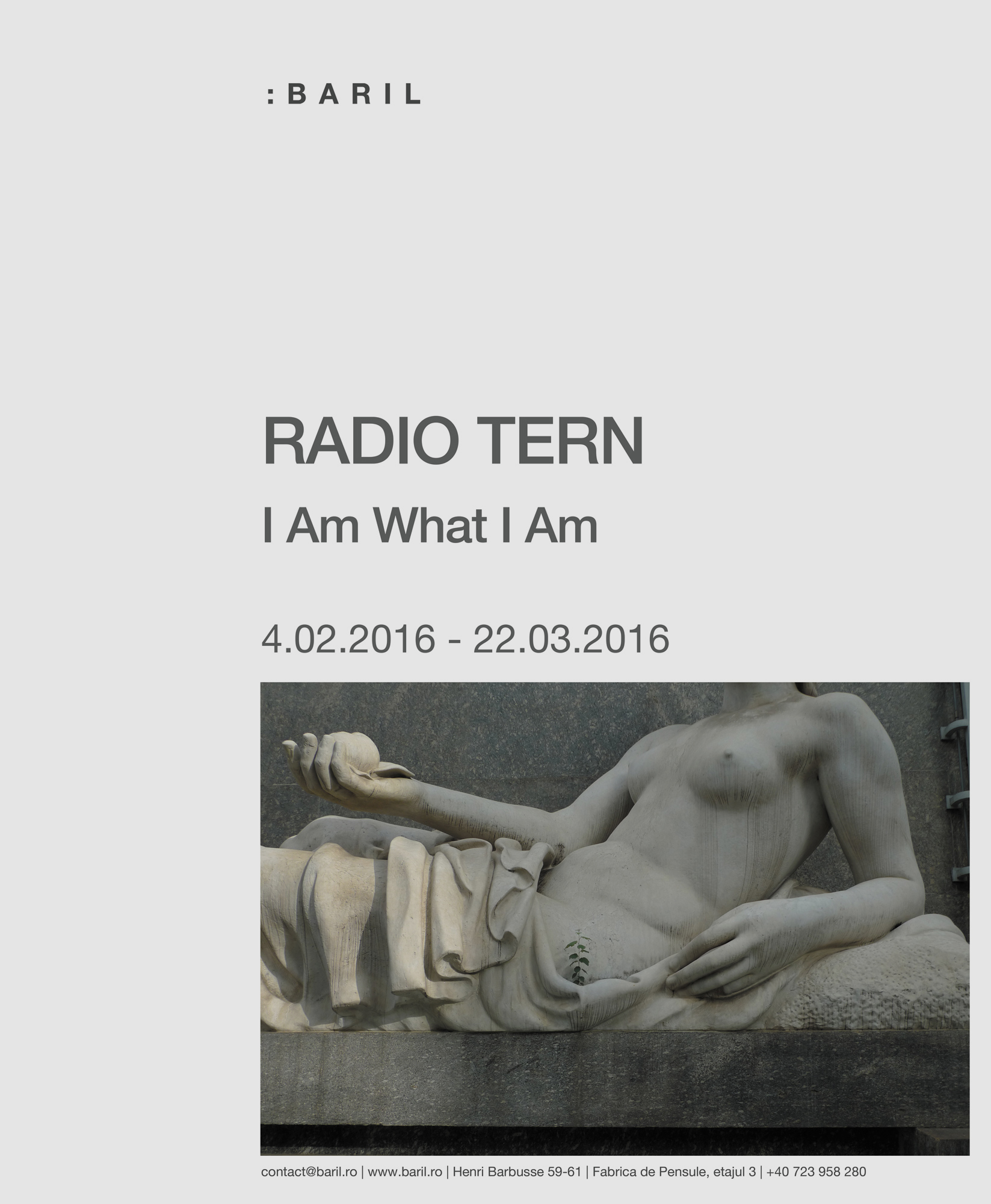 Galeria Baril - Radio Tern