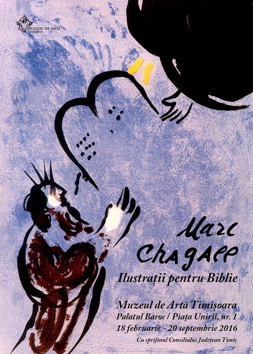 Marc Chagall Muzeul de Artă Timișoara