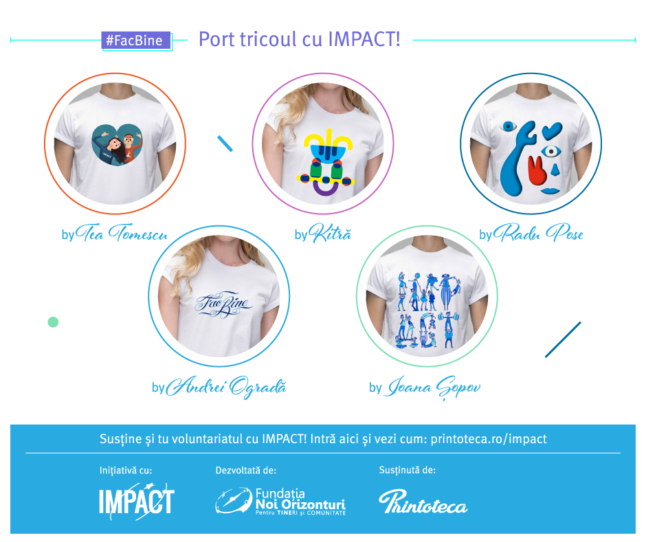 Tricourile cu IMPACT