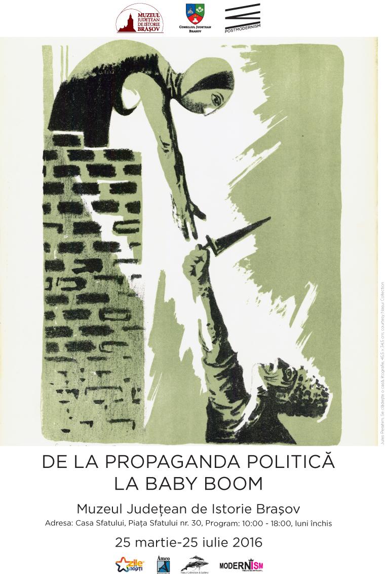 Afis De la propaganda politica la baby boom (1)