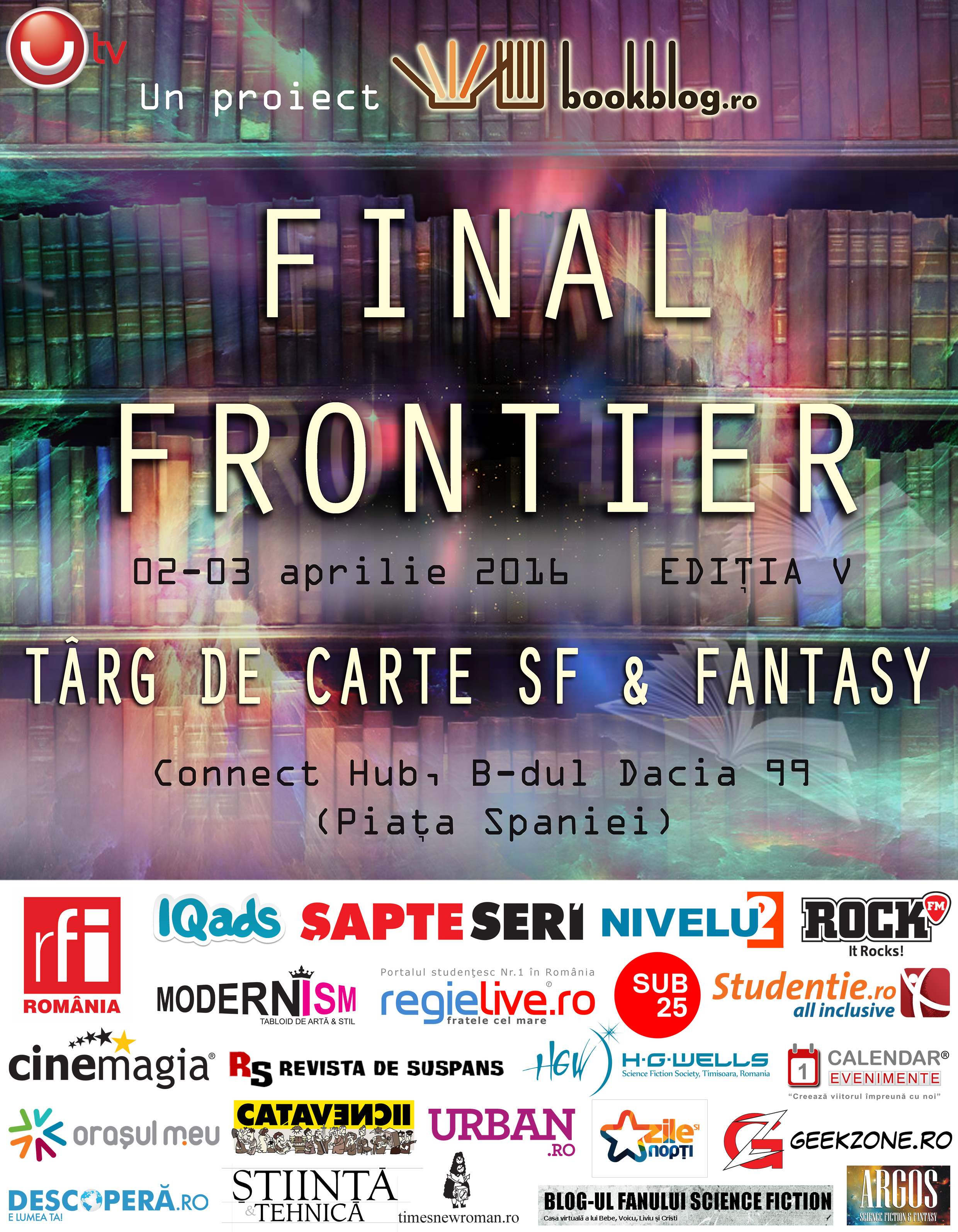 Afis_Final Frontier - sigle