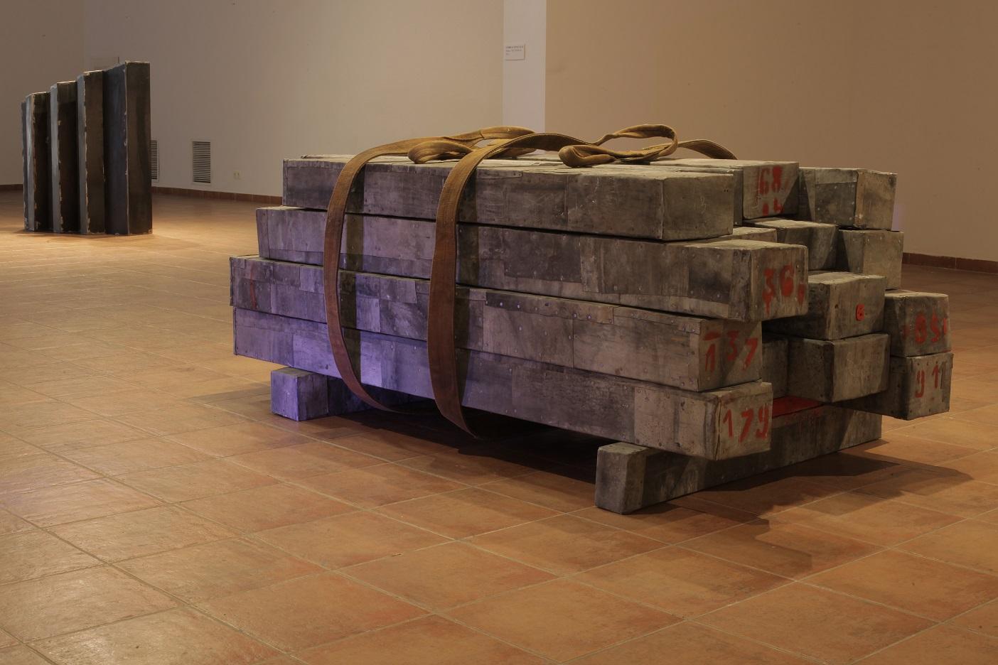 Darie Dup Axis Mundi #4 DE ARBORIBUS @ Muzeul Național al Țăranului Român (21)
