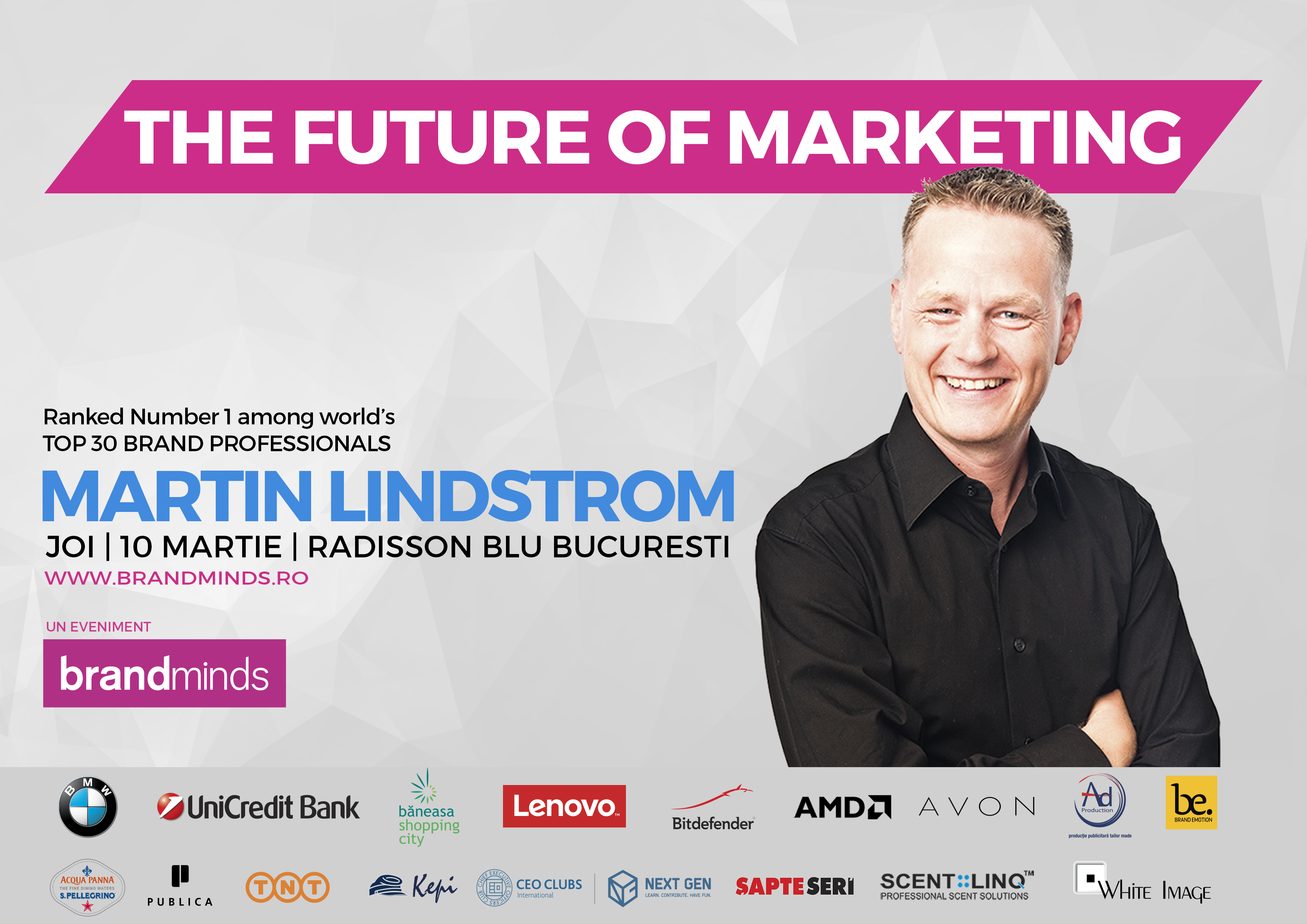 Martin Lindstrom - CEO