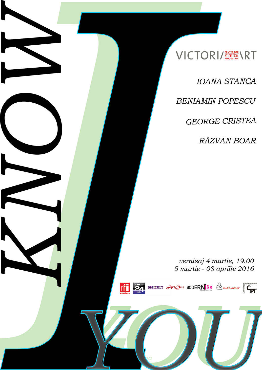 exhibition I know you