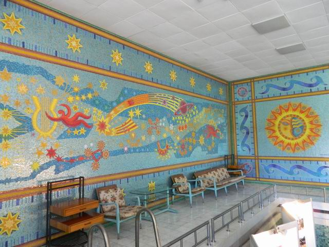 Resize of Minunatul mozaic din piscina  semnat de Olga Porumbaru si Florin Parvulescu