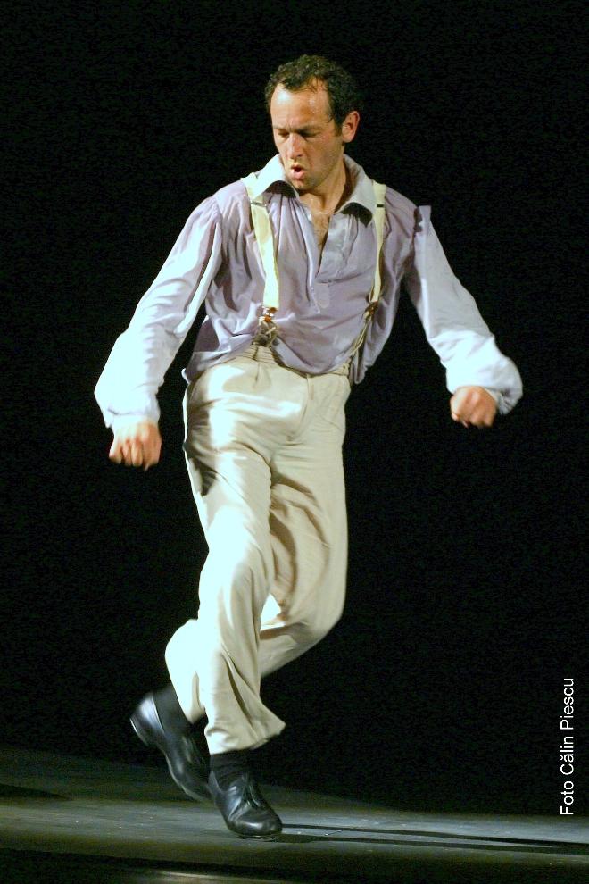 DON QUIJOTE, in regia lui Dan Puric, revine in scena, la TNB (2)