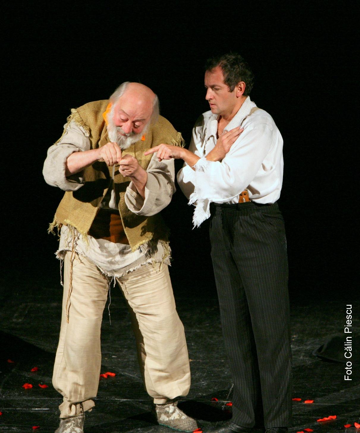 DON QUIJOTE, in regia lui Dan Puric, revine in scena, la TNB (4)