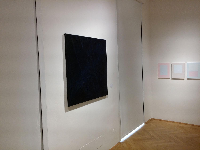 """Dana Constantin, Marcel Bunea """"Verführung der Abstraktion"""" @ FIVE PLUS Art Gallery, Vienna (10)"""