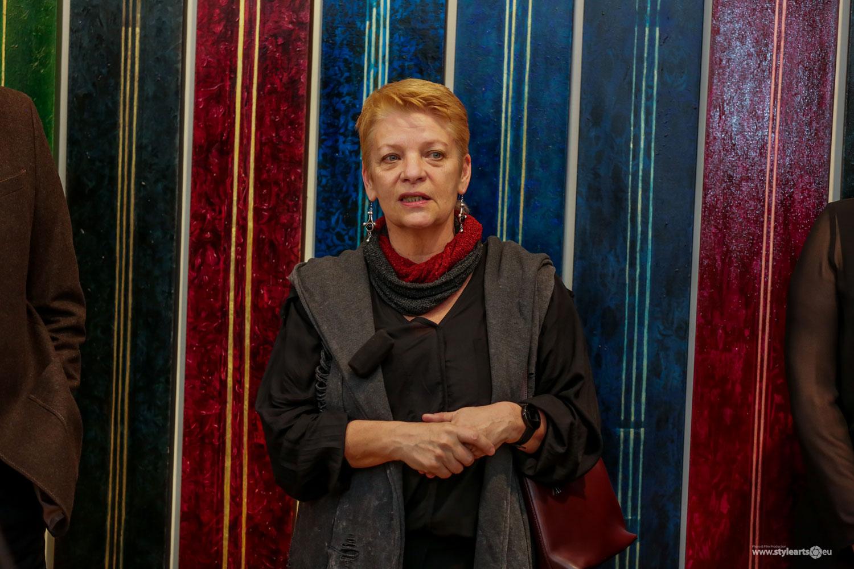 """Dana Constantin, Marcel Bunea """"Verführung der Abstraktion"""" @ FIVE PLUS Art Gallery, Vienna (4)"""