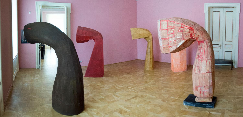 """Mircea Roman """"Trama rama Drama"""" @ Muzeul de Artă Craiova (3)"""