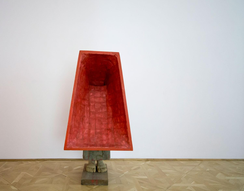 """Mircea Roman """"Trama rama Drama"""" @ Muzeul de Artă Craiova (6)"""