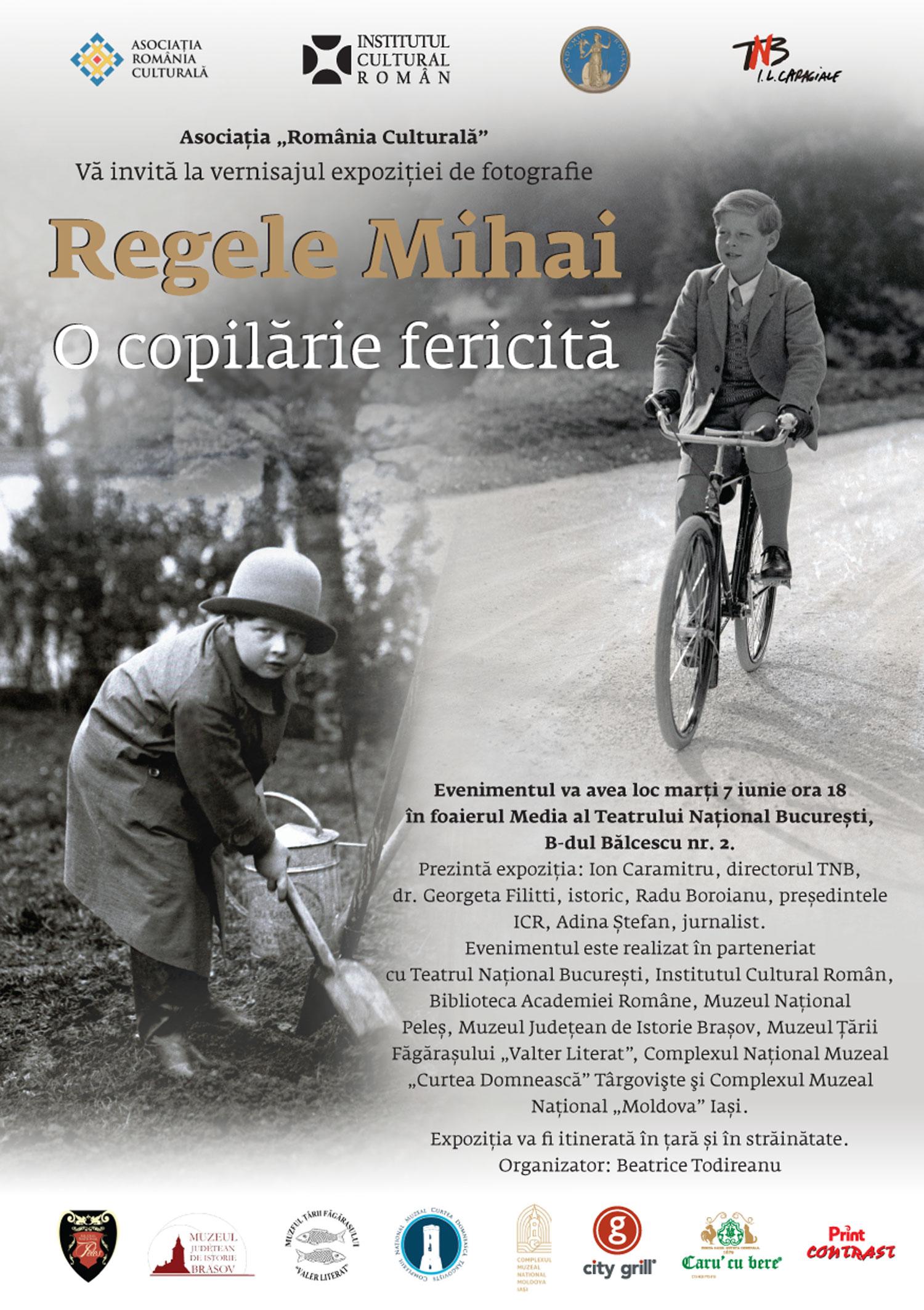 Expozitia de fotografii REGELE MIHAI