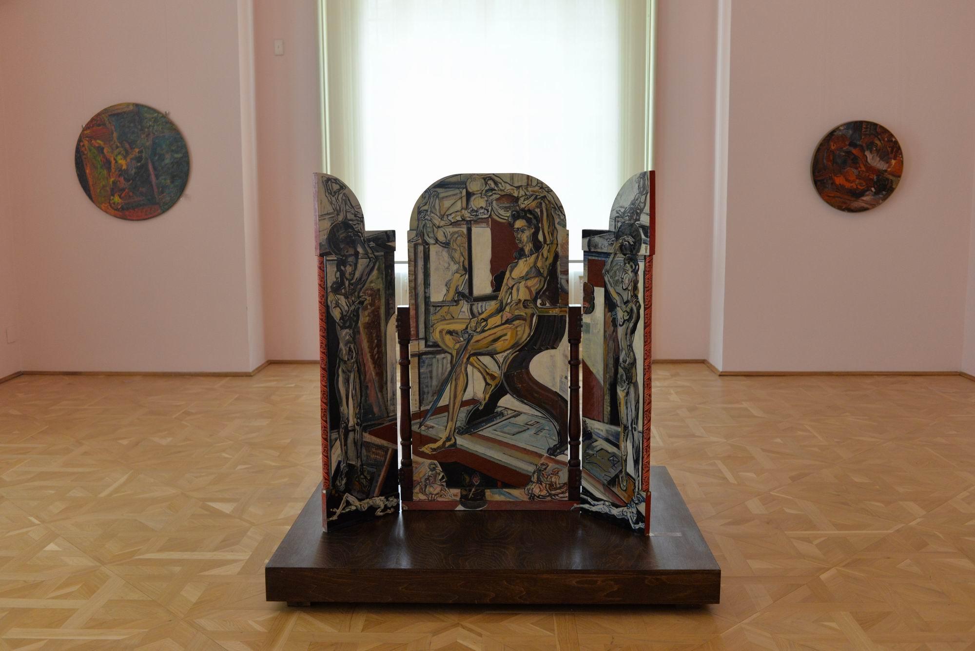 Mihail Trifan - Muzeul de Arta Craiova  LM_0011