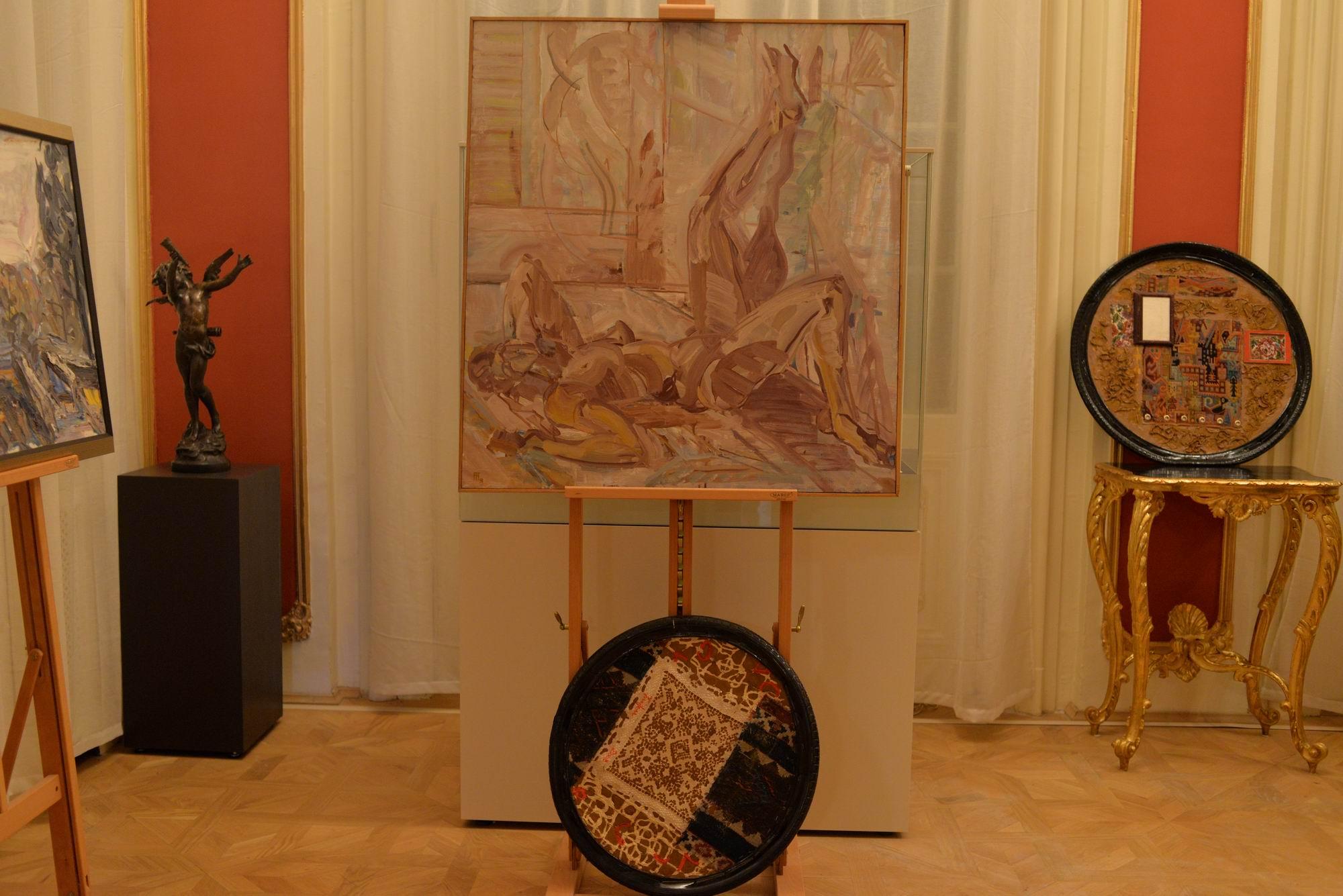 Mihail Trifan - Muzeul de Arta Craiova  LM_0017