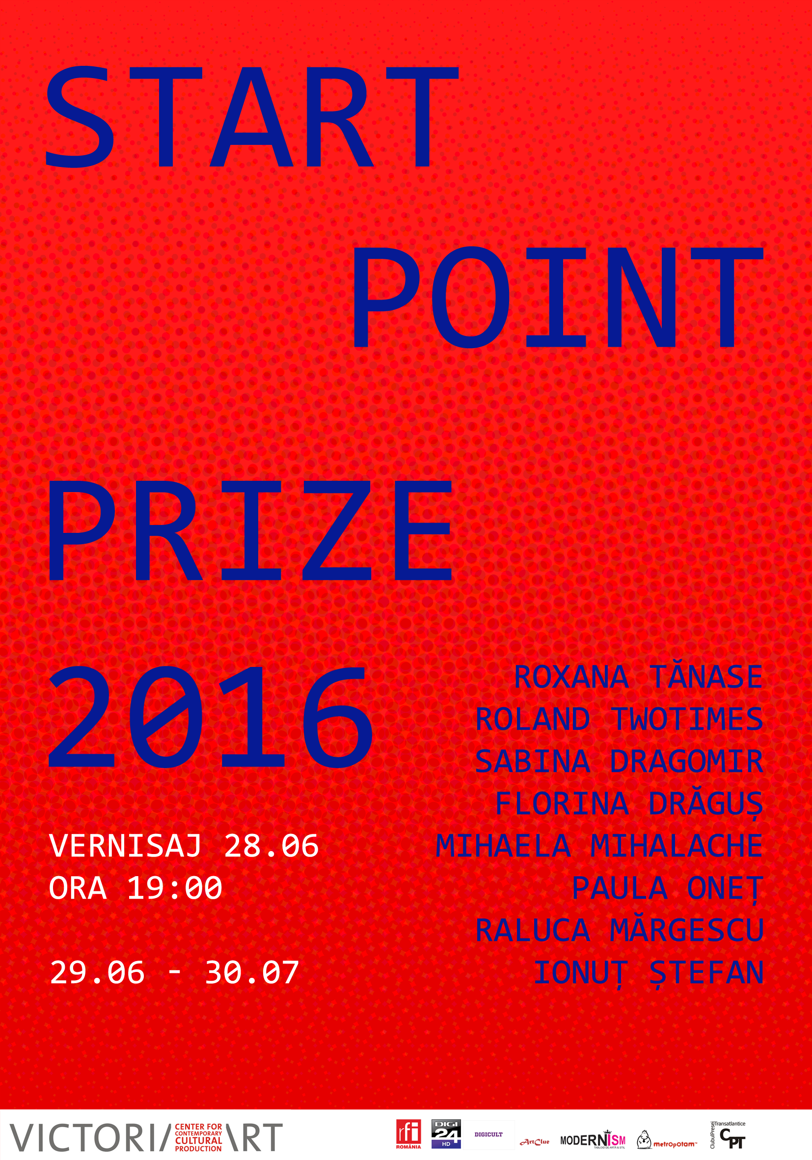 afis start point prize 2016