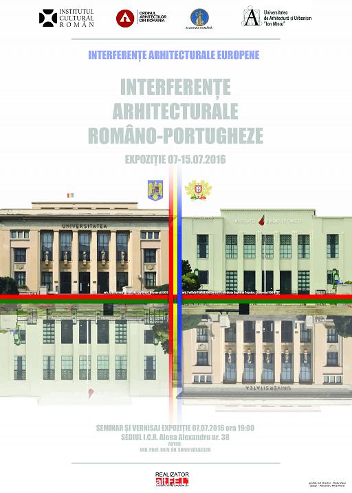 Interferente arhitecturale romano-portugheze