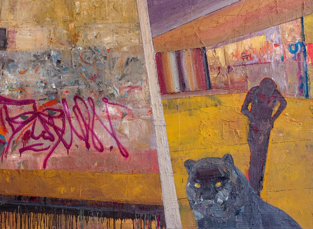 """Ioan Aurel Mureșan """"The Secret Passages"""" @ Zorzini Gallery, București"""