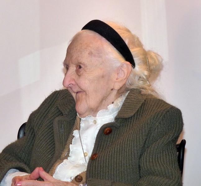 Medi la 107 ani
