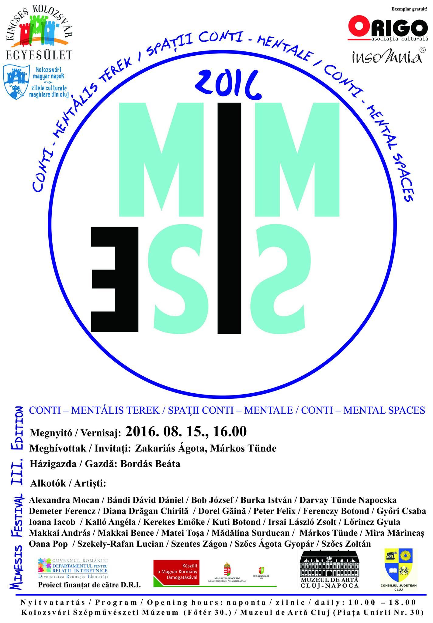 Festivalul Internațional de Artă Vizuală Contemporană MIMESIS