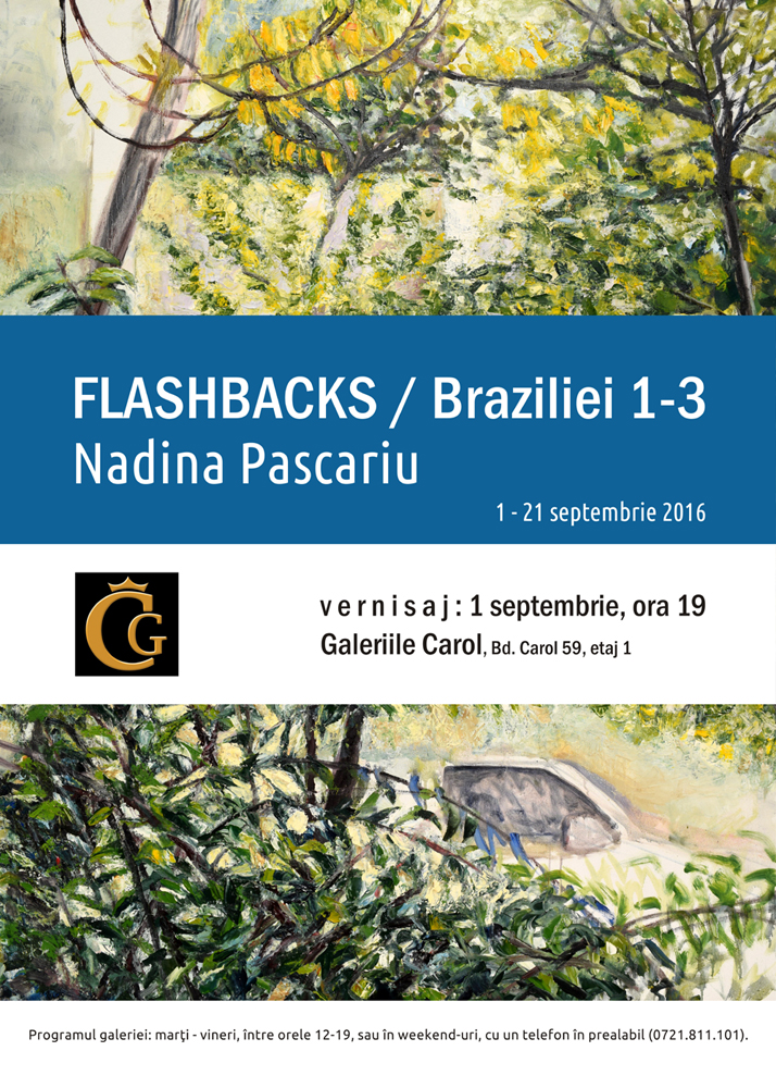 Poster Nadina Pascariu_Flashbacks
