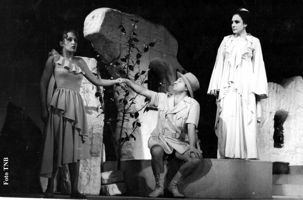 Romulus cel Mare. cu Eugenia Maci si Simona Bondoc
