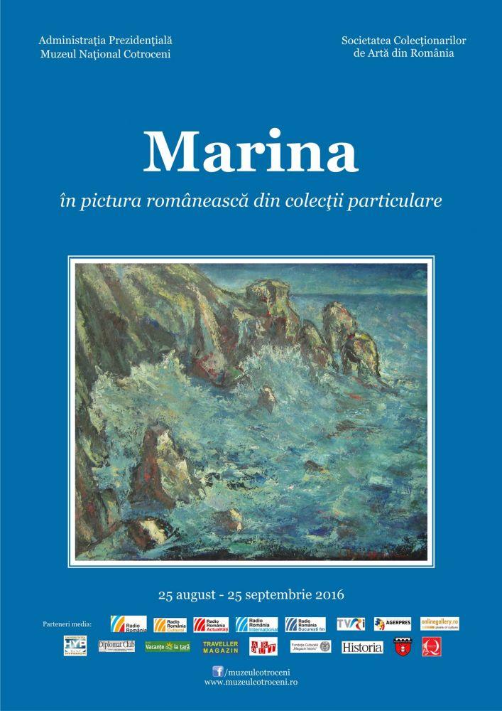 expoziţia MARINA în pictura românească din colectii particulare
