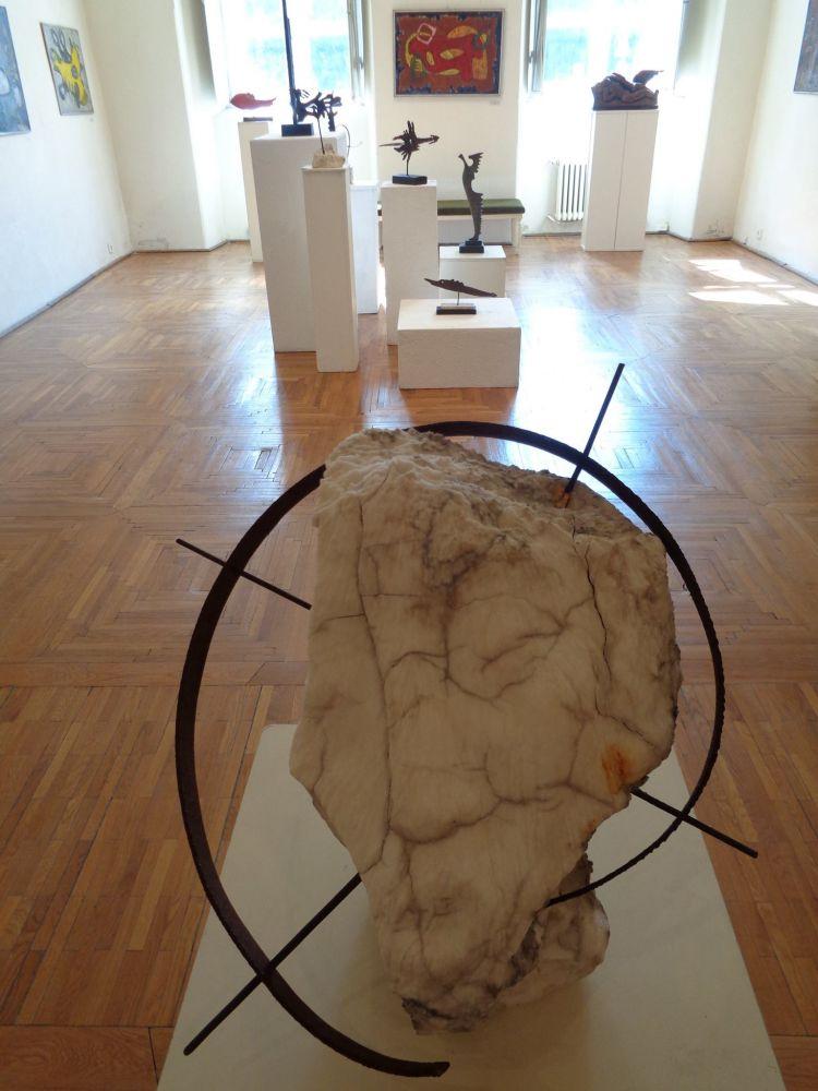 """""""Arta și Antroposofia"""" Expoziție retrospectivă a artistului Carol Pleșa (1911–2006) @ Muzeul de Artă Cluj-Napoca  (10)"""