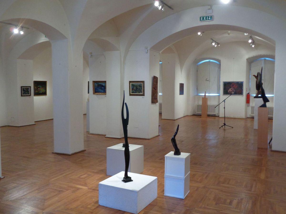 """""""Arta și Antroposofia"""" Expoziție retrospectivă a artistului Carol Pleșa (1911–2006) @ Muzeul de Artă Cluj-Napoca  (5)"""