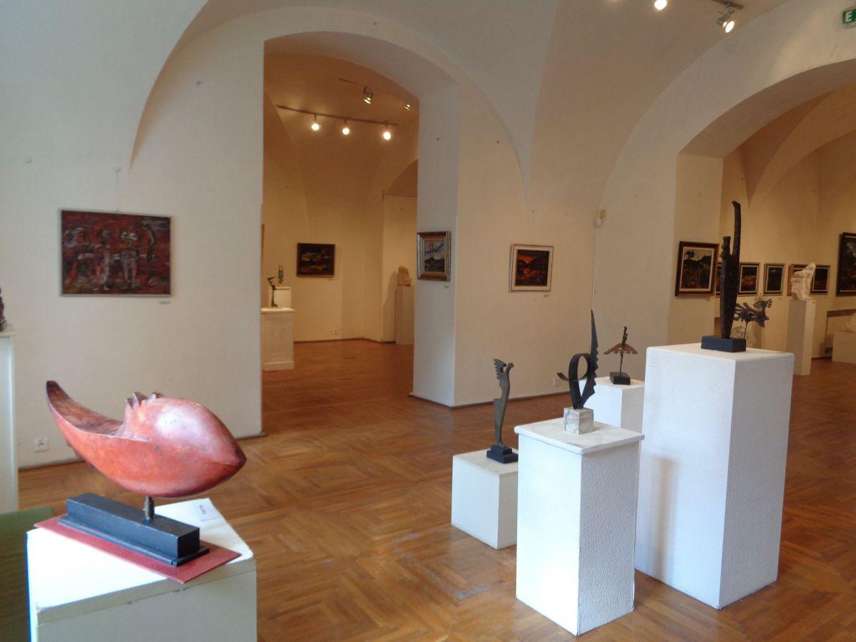 """""""Arta și Antroposofia"""" Expoziție retrospectivă a artistului Carol Pleșa (1911–2006) @ Muzeul de Artă Cluj-Napoca  (7)"""