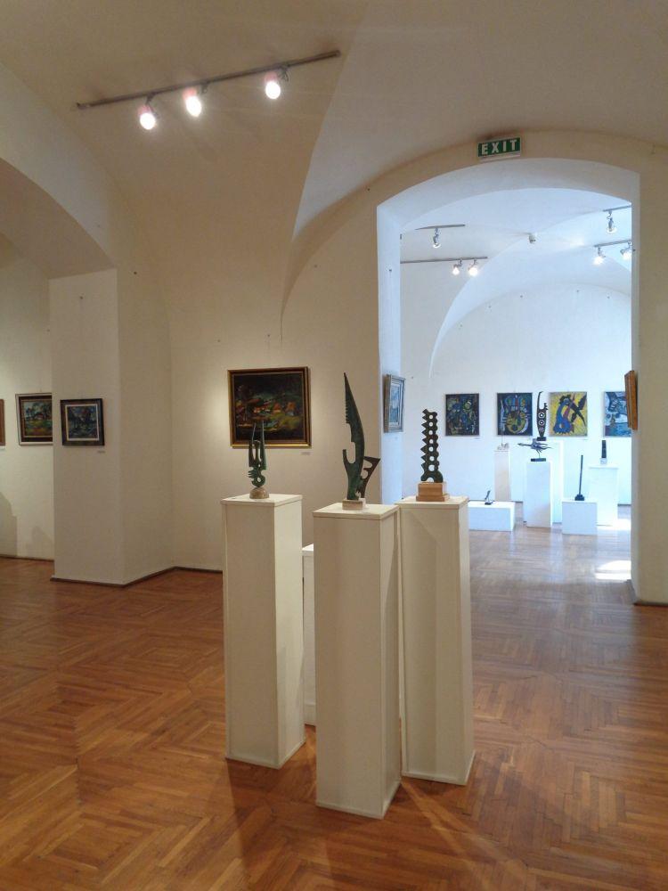 """""""Arta și Antroposofia"""" Expoziție retrospectivă a artistului Carol Pleșa (1911–2006) @ Muzeul de Artă Cluj-Napoca  (9)"""