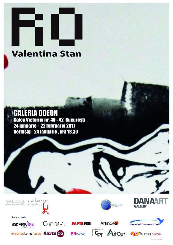 "Valentina Stan ""RO"" @ Galeria Odeon, București"