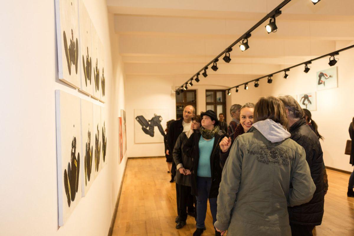 """Moment aniversar - """"Konstant 07"""" @ Muzeul Cetăţii şi Oraşului Oradea (4)"""