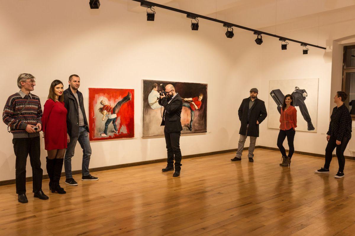 """Moment aniversar - """"Konstant 07"""" @ Muzeul Cetăţii şi Oraşului Oradea (6)"""