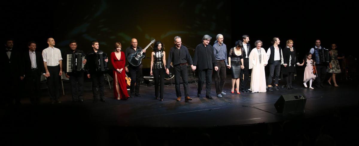 imagine final spectacol Magic National la TNB, autor Florin Ghioca/TNB