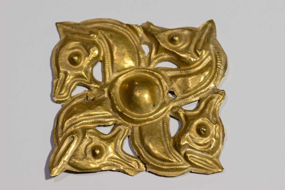 Aplică de harnașament, Cucuteni-Băiceni-sec. IV a. Chr.-MNIR