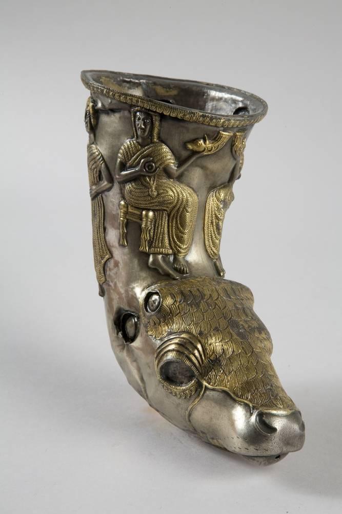 Rhyton Poroina Mare, jud. Mehedinti, sec IV-III i.e.n.