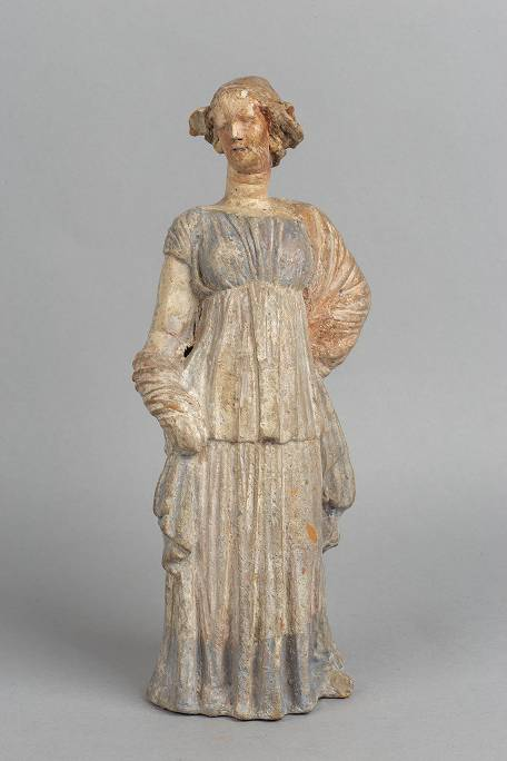 Tanagra Callatis jud. Constanta sec IV-III i.e.n.