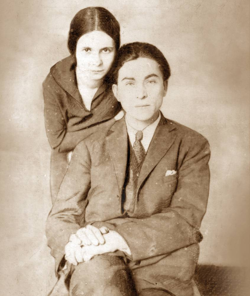 Sabin si Theodora Cernat Popp
